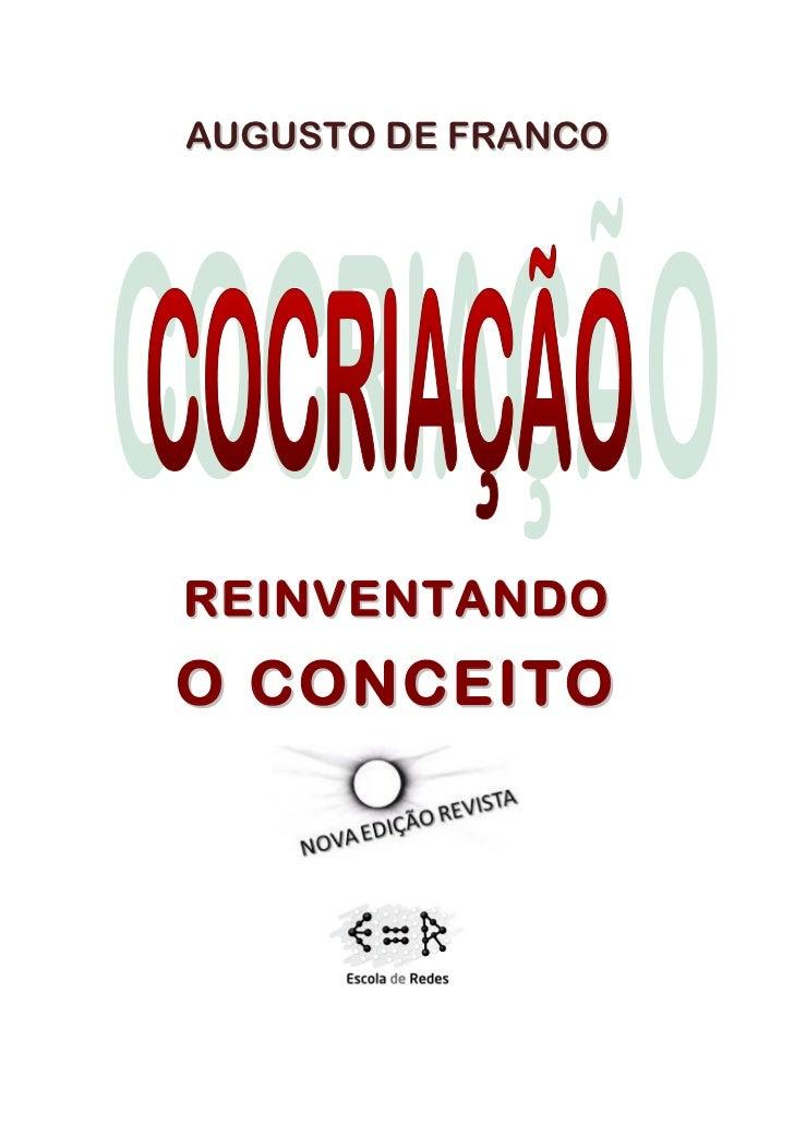 AUGUSTO DE FRANCOREINVENTANDOO CONCEITO        1