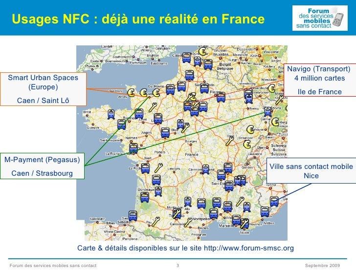 Francois Lecomte Forum Smsc   Paris 2 0   2009 09 23 Slide 3