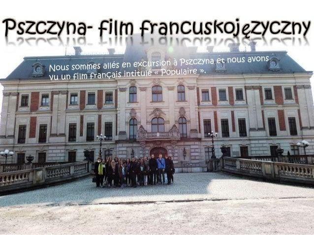 Francophonie à mysłowice