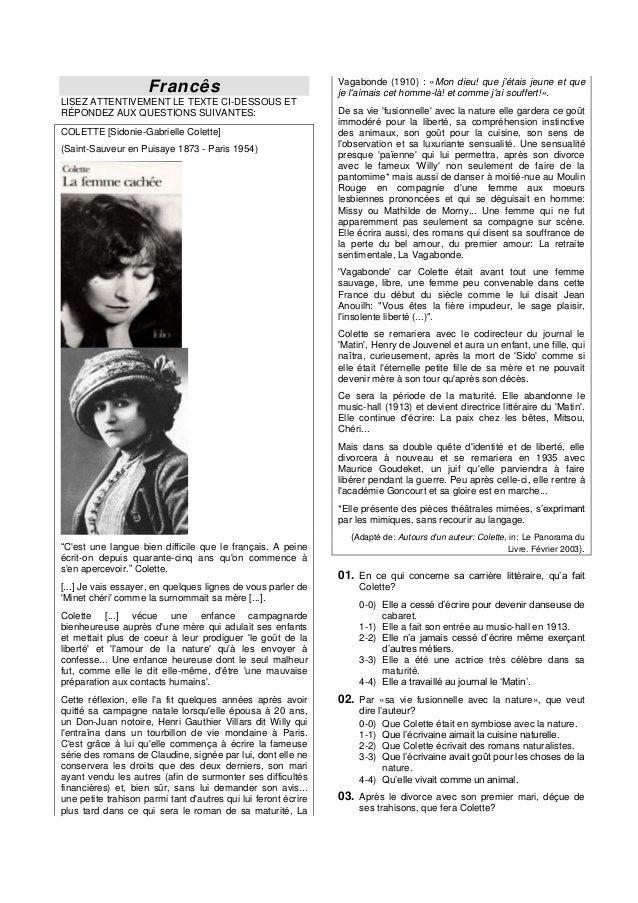 Vagabonde (1910) : «Mon dieu! que jétais jeune et que                     Francês                                    je la...