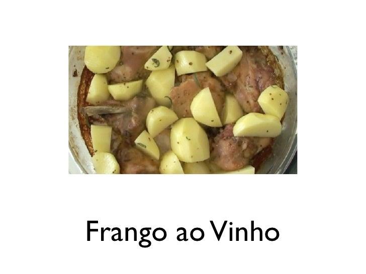 Frango ao Vinho         leiliane.com.br