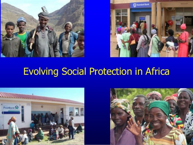 Evolving Social Protection in Africa