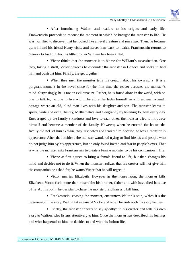 a description of the psychological origins of mary shelleys frankenstein Definition of shelley, mary encyclopediacom: english, psychology and medical dictionaries skip to main content search research categories research categories earth and environment history literature and during this period mary completed frankenstein, the story of a doctor who.