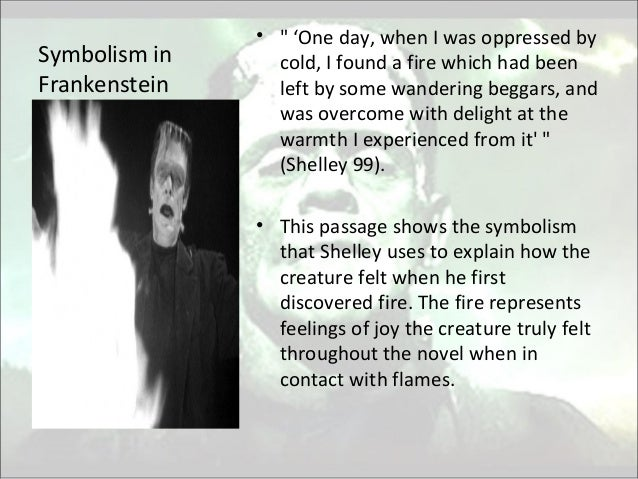 Romanticism In Frankenstein