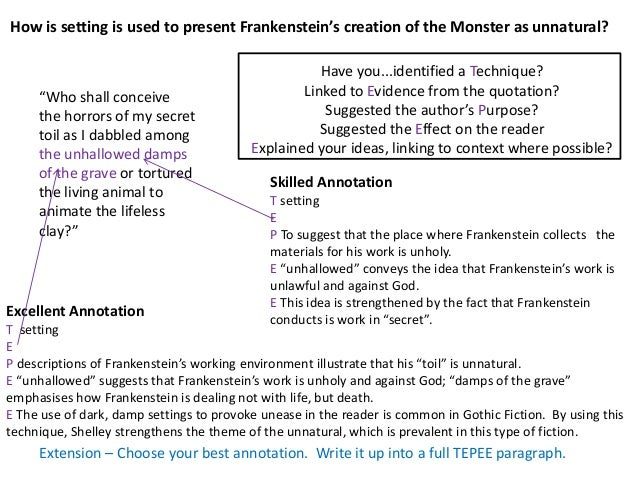 frankenstein reading response Frankenstein by laura reis mayer s i analyzing through group response pre-reading activities are provided to prepare students for reading a romantic novel, and.