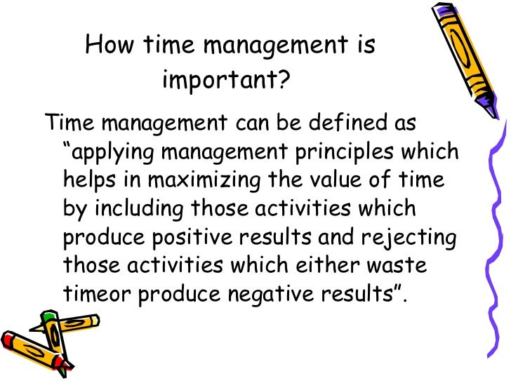 english essay on value of time