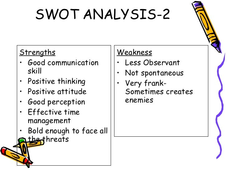 assignment on swot analysis