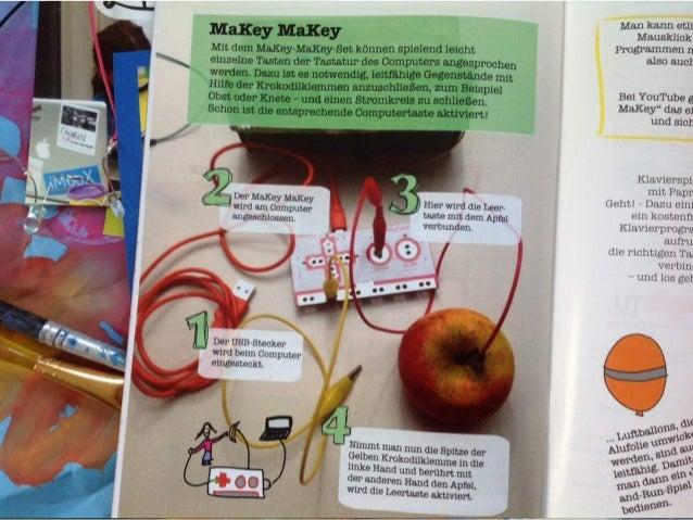 Makerspaces & Co - Making mit Kindern