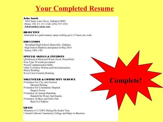 17. Resume Example. Resume CV Cover Letter