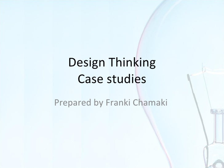 Design Thinking In Business - YouTube