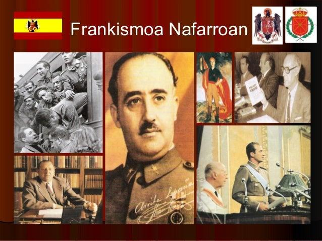 Frankismoa Nafarroan
