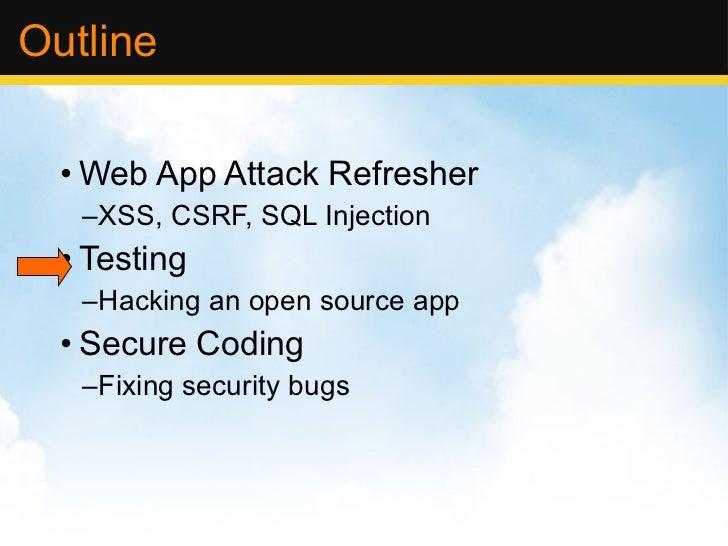 securing java ee web apps