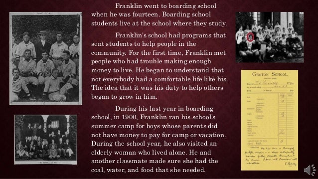 a study of the life of franklin delano roosevelt President franklin d roosevelt led the united states during both the great depression and world war ii paralyzed from the waist down after suffering a bout of polio, roosevelt overcame his.