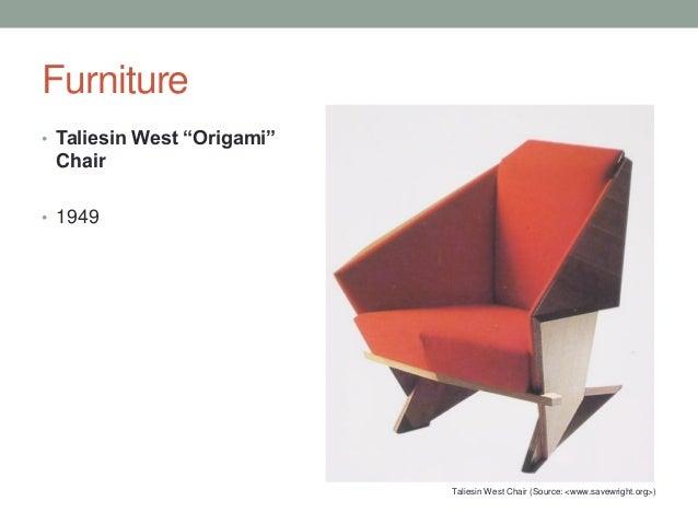 Superbe Furniture U2022 Taliesin ...