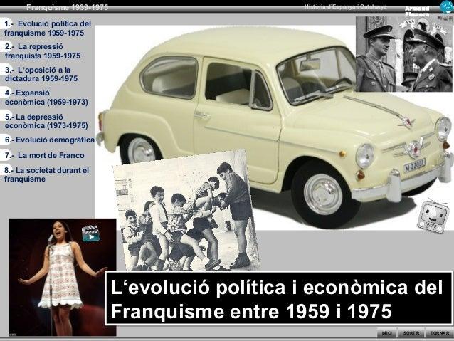 Franquisme 1939-1975                       Història d'Espanya i Catalunya      Ar man d                                   ...
