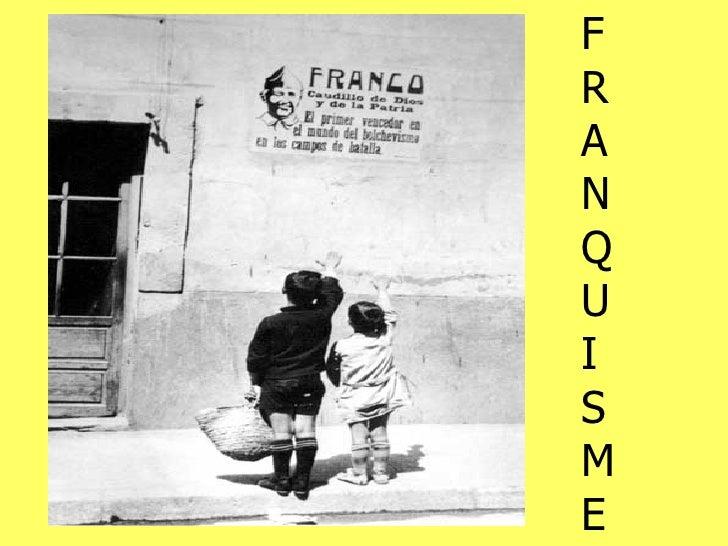 FRANQUISME