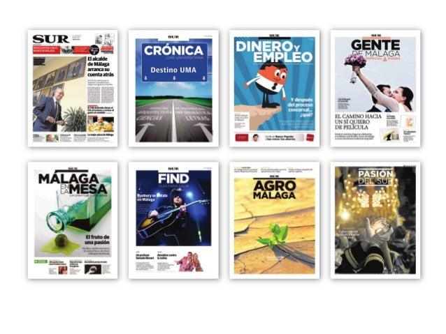Diseño global de un periódico local (presentación de Fran