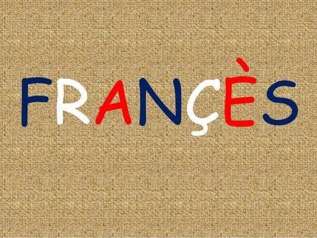 FRANÇÈS