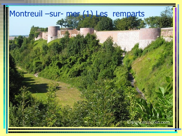 France nord - Tour opale montreuil ...