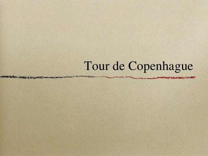 Tour de Copenhague