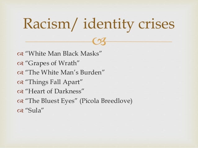 racism deteriorates civilized society essay These results are sorted by most relevant first (ranked search) you may also sort these by color rating or essay length.