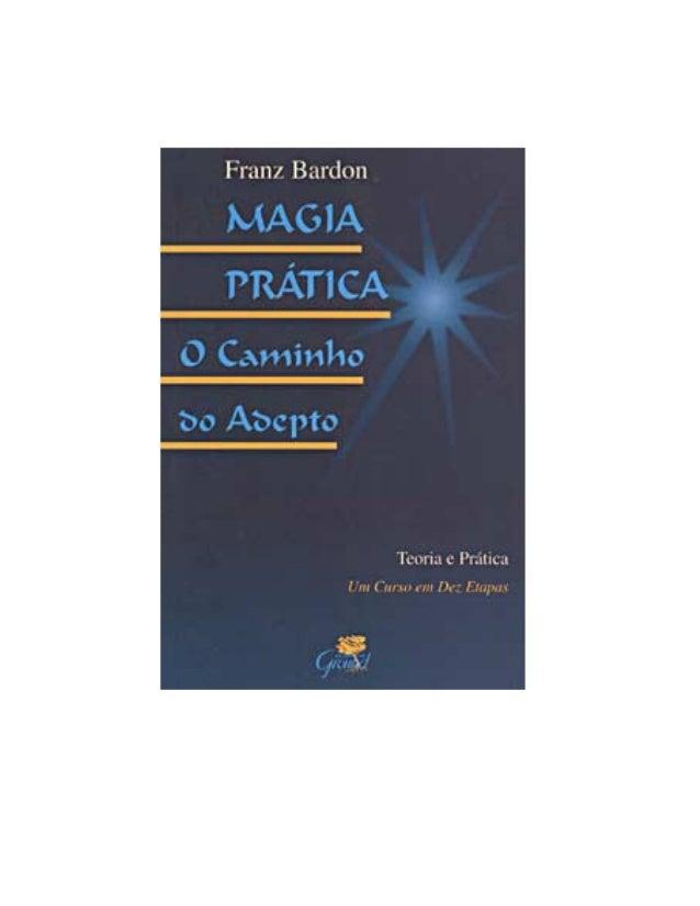 O caminho para tornar-se um verdadeiro Adepto – pela Editora Hermann Bauer (Der Wegzum Wahren Adepten, by Verlag Hermann B...