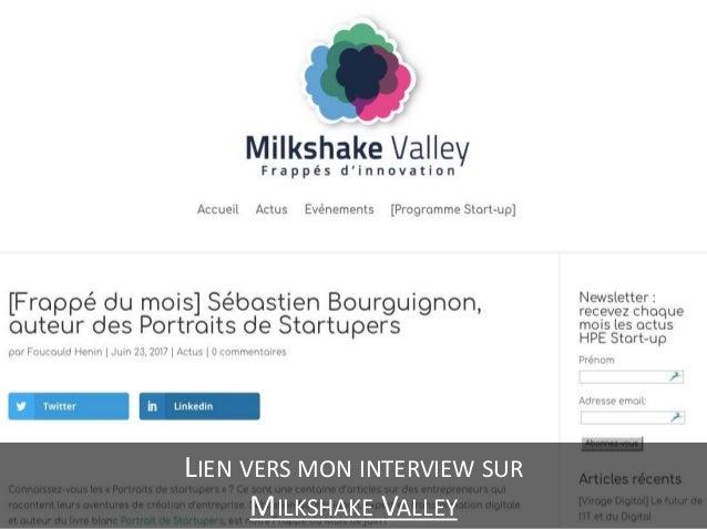 [Frappé du mois] Sébastien Bourguignon, auteur des portraits de startupers Slide 3
