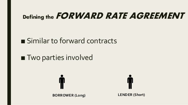 how to find forward rate