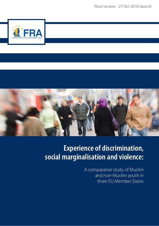 a study of prejudice and aggression in society As with an anthropology or sociology course, social psychology looks at the inner   a situation in which society is absent could be studied by social psychologists  as  prejudice and discrimination, interpersonal relationships, aggression, and.