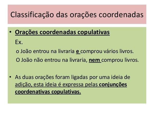 Frase complexa Slide 3