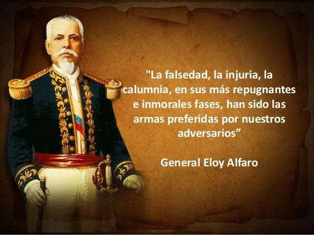 Enlace Ciudadano Nro 221 Frase Eloy Alfaro
