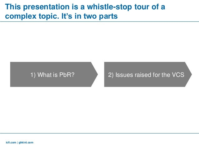 Fraser Battye - Assessing risks and Payment by Results Slide 2