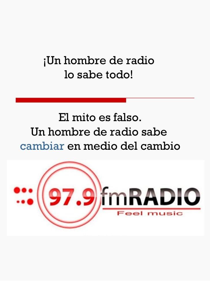 Frases De Radio