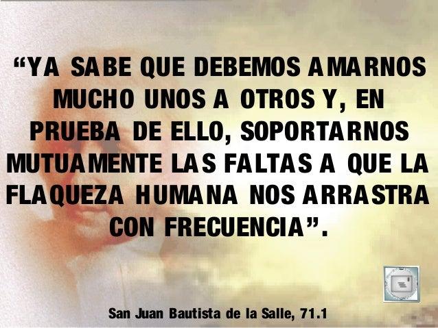 Frases De San Juan Bautista De Lasalle