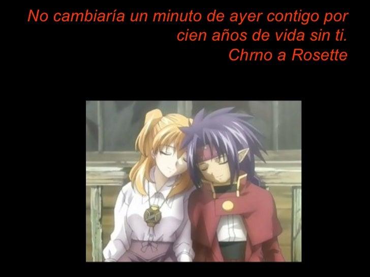 Frases De Amor A La Anime