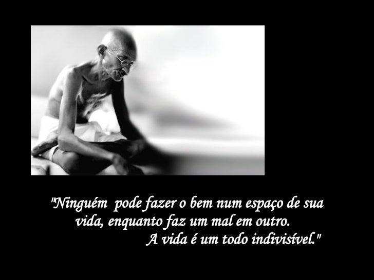 Frases De Ghandi Português