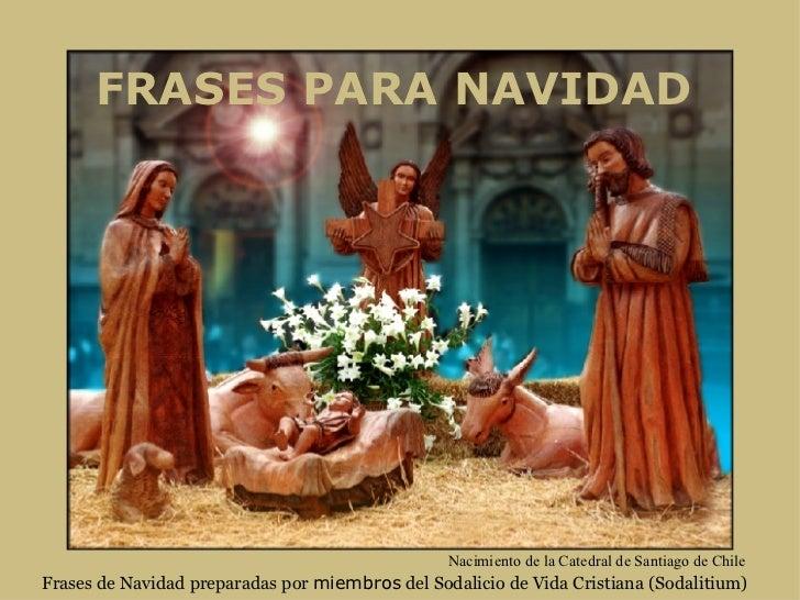 Reflejos De Luz Frases De Navidad.Frases De Navidad