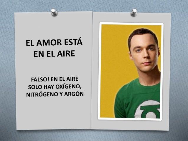 Frases De Sheldon Cooper
