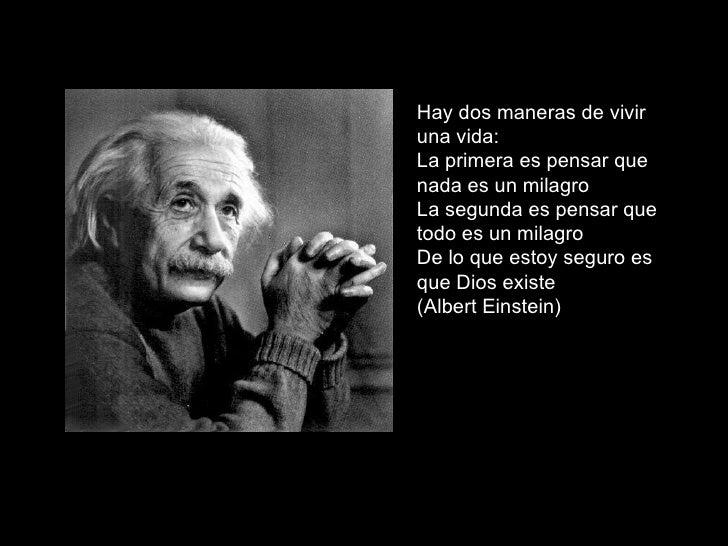 Frases Celebres De Einstein