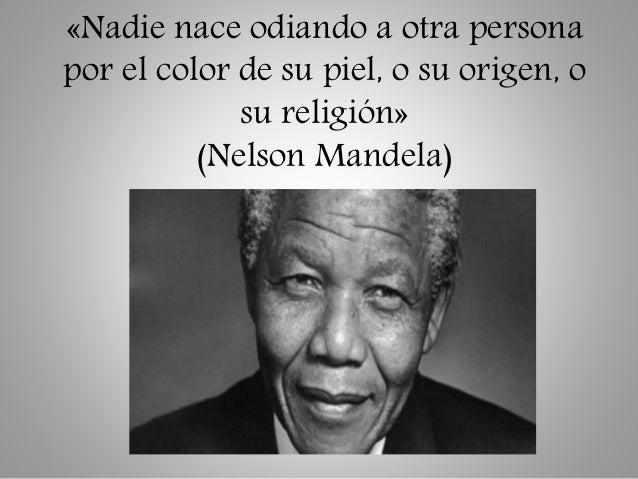 Frases Célebres Contra El Racismo