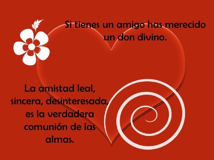 Frases Corazones Y Amistad