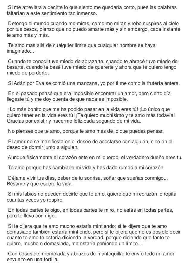 Frases Cortas De Amor Reflexiones Y Poemas Para Dedicar