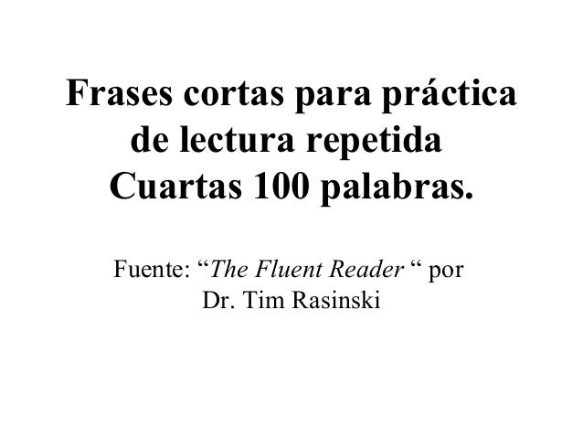 Frases Cortas Fry4