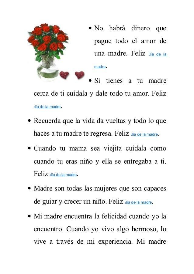 Frases del d a de la madre - Cuando sea feliz ...