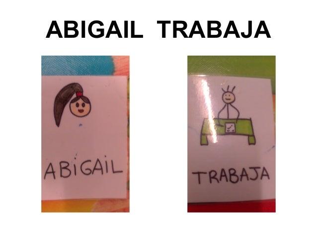 ABIGAIL TRABAJA