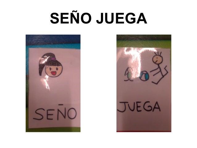 SEÑO JUEGA