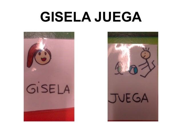 GISELA JUEGA