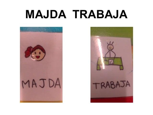 MAJDA TRABAJA