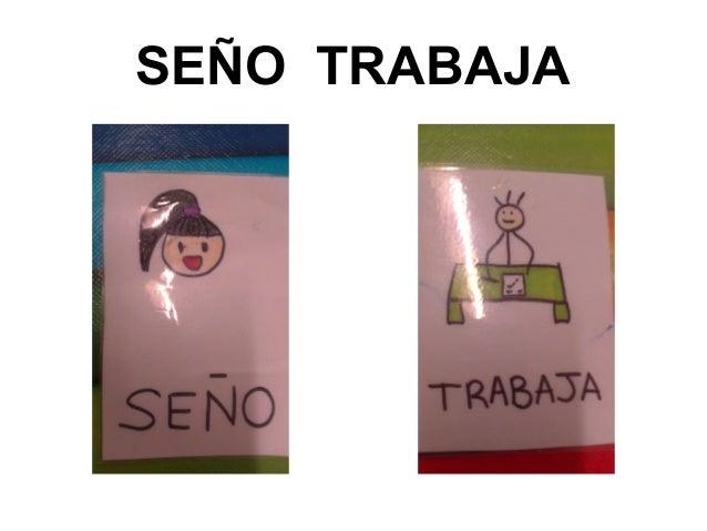 SEÑO TRABAJA