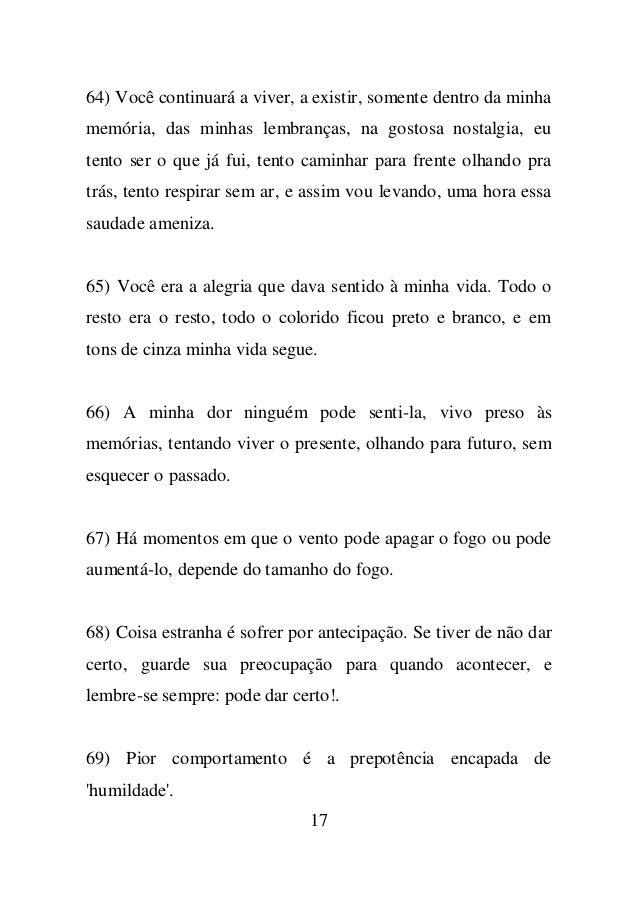 Frases E Pensamentos Do Pr Gesiel De Souza Oliveira